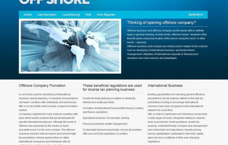 Offshore Company