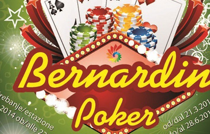 Bernardin poker back